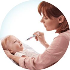 Pomoc dziecku przy pierwszym ząbkowaniu
