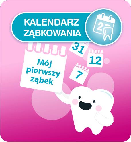 Kalendarz ząbkowania