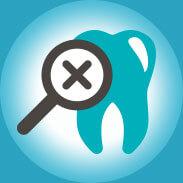nieodpowiednia higiena jamy ustnej