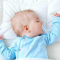 Higiena jamy ustnej od 0 do 2 roku życia dziecka