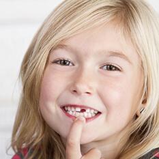 Higiena jamy ustnej od 6 do 9 roku życia dziecka